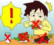 ワキガと食生活~悪い食材いい食材~