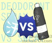 【実験】制汗スプレーは本当に汗を抑えるか~Ban デオドラントパウダースプレー編~